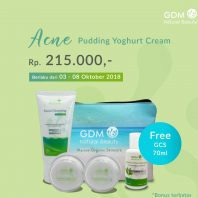 Acne Pudding Yoghurt Cream