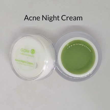 acne night cream