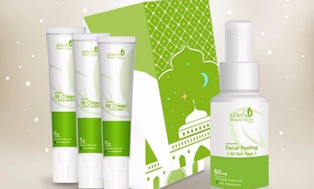 Keunggulan kosmetik halal GDM Beauty Secret 2