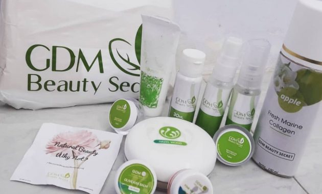 Mengenal GDM Beauty Secret