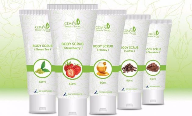 Produk GDM Natural Beauty