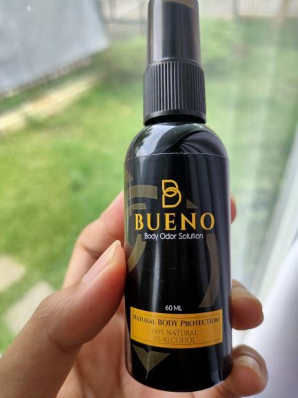 bueno serum spray