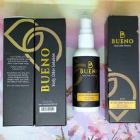 bueno spray anti bau badan